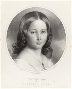 Princess Alice, Grand Duchess of Hesse, Thomas Fairland