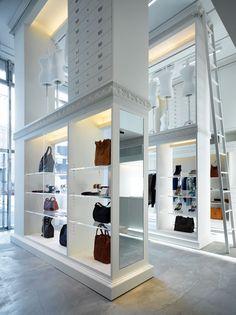 Retail Design | Shop Design | Fashion Store Interior Fashion Shops | maison martin margiela store opening