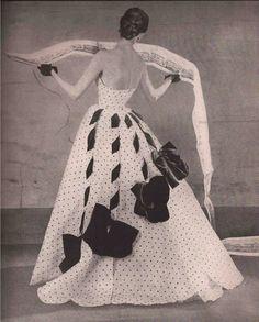 Harper's Bazaar, March 1953