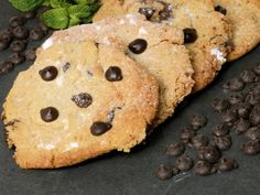 Receta | Cookies - canalcocina.es