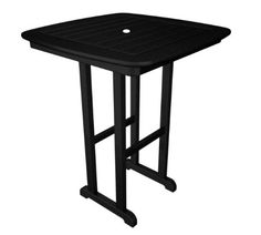 Dine In Style With The POLYWOOD Nautical Counter Height Table. This Outdoor Counter  Height Table Is Perfect For Any Outdoor Patio Or Deck.