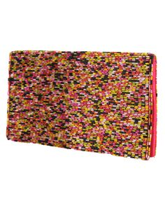 embellished clutch bag... LOVE THE COLORS FOR SPRING/ SUMMER! under $25.00