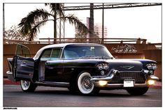 1958 Cadillac Eldorado (Pininfarina) .. Ibn Mansi Auto (Jeddah, Saudi Arabia)