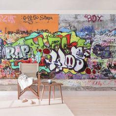 Graffiti tapéta poszter gyerekszobába! #poszter #poszter_tapéta #fotótapéta #lakásdekoráció #faldekoráció #óriásposzter #tapéta_ötletek #graffiti #gyerekszoba Graffiti Wall, Wall Murals, Life Skills, Life Lessons, Mickey Vintage, Life Lesson Quotes, Disney Marvel, Life Pictures, Free Games