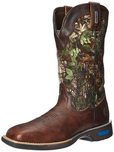 Cinch Men's WRX Commander Waterproof Slip Resistant Work Boot -- Details can be found by clicking on the image.