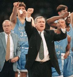 Dean Smith spent 36 years taking UNC basketball from widely recognized to a national powerhouse.