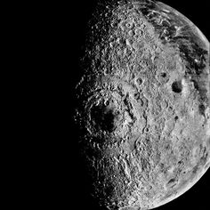 """expose-the-light: """" Mare Orientale The Moon's vast Mare Orientale impact crater is 200 miles wide, one of the largest in the solar system. The outermost circle of the crater is the Cordillera Mountain. Moon Texture, Sky Gazing, Craters On The Moon, Moon Map, Nasa, Oriental, Astronomy Pictures, Cosmic Art, Apollo 11"""
