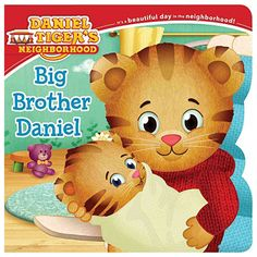 """""""Big Brother Daniel"""" follows Daniel after he gets a new baby sister. His new sister named Margaret is very little and needs a lot of help from Mom and Dad. But Daniel is always ready to help, too! This is a great book for child who's a big brother or sister or is about to become one."""