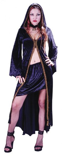 Nice Costumes Gothic Goddess Adult Costume just added...