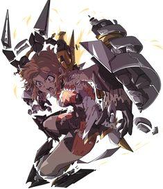 aku no homu Cyberpunk, Senki Zesshō Symphogear, Character Design, Godzilla, Awesome Anime, Rwby, Art, Anime, Fan Art