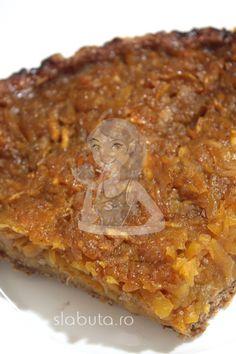1x1.trans Placinta/tarta dietetica cu dovleac Slabuta (Pumpkin Pie)
