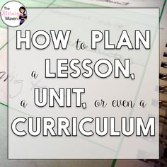 Have an empty planner and no clue where to begin? This #2ndaryELA Twitter chat was all about lesson, unit, and curriculum planning. Middle school and high school English Language Arts teachers discussed how they begin the planning process and what a daily lesson plan looks like. Teachers also shared how to build in assessment throughout a unit and where to start when planning an entire curriculum. Read through the chat for ideas to implement in your own classroom.