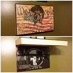 Hidden Gun Case Plans - WoodWorking Projects & Plans