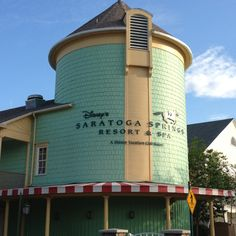 Disney's Saratoga Resort & Spa....loved staying here!