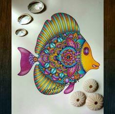 Fish from #Dagdrommar by hanna karlzon