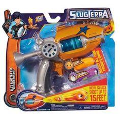 Slugterra - Pistolet 2.0 avec 2 slugs