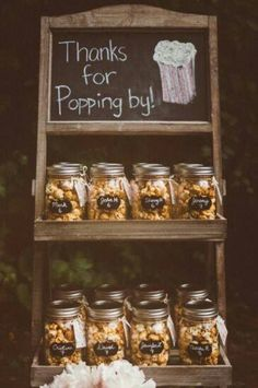 Love this wedding favor idea!