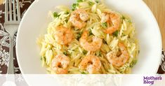 Pepper Shrimp Orzo A Kitchen Addiction, Sun Dried Tomato Pasta with Chicken, orzo pasta. Read More About This Recipe. Orzo Recipes, Fish Recipes, Seafood Recipes, Cooking Recipes, Healthy Recipes, Healthy Foods, Shrimp Dishes, Pasta Dishes, Lemon Pepper Shrimp