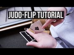 Judo-Flip by Franco Pascali | Cardistry Tutorial | Fontaine Cards - YouTube
