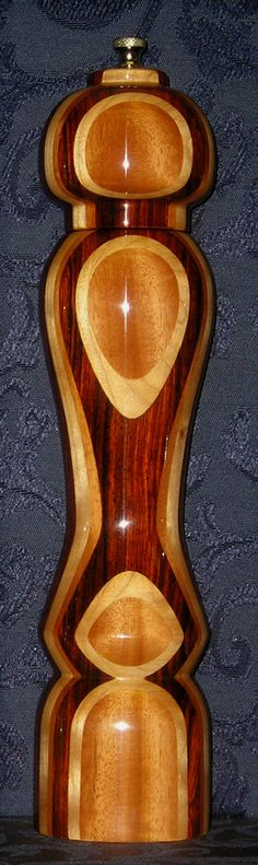 Pepper Mill Enlargements #19 King Cocobolo