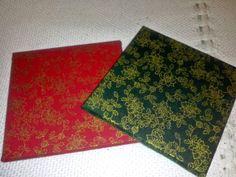 Porta copo em madeira MDF revestido com tecido e impermeabilizado. http://www.elo7.com.br/porta-copo-natalino/dp/3866D4