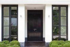 Strakke en simpele voordeur