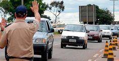 Brasil registra 30 multas por hora após mudança na legislação de trânsito