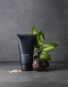 Cleansing Facial Scrub featuring Passion Flower and Violet Leaf Extract to soothe hydrate and stimulate cell renewal. Wine Photography, Object Photography, Advertising Photography, Still Life Photography, Product Photography, Essential Oils For Colds, Benzoic Acid, Cosmetic Design, Male Grooming