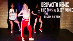"Luis Fonsi, Daddy Yankee - ""Despacito"" Feat. Justin Bieber (Dance Tutori..."