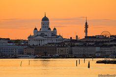 Helsinki, Finland, my home town! One of them... Photo: Niklas Sjöblom