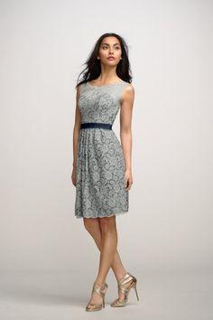 Watters Maids Dress Camellia Style 2255   Watters.com