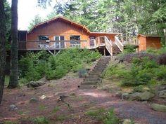 Haus vom See - Kermit Home Ferienhaus in Greenfield (Kanada), Nova Scotia