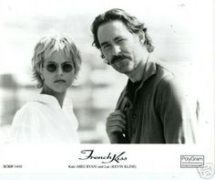 MEG RYAN/ KEVIN KLINE  FRENCH KISS