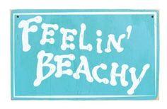 Feelin' Beachy :0)