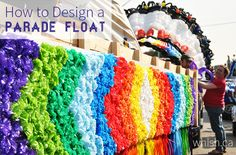 How to Design a Parade Float | Whish.ca