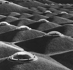 artecercano:  Orfanato Amsterdam, 1955-1960 - Aldo van Eyck