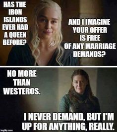 Drogo would be proud!