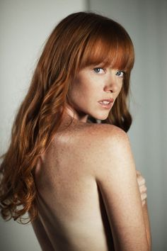 poked redhead Nymphet