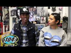 "B. Smyth Plays ""Celebrity Who Can Get It"" With Q1047 Miss Alynette"