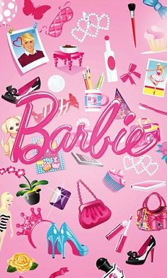 Univorn barbie pink wallpaper pinterest wallpaper wallpaper eg2 voltagebd Images