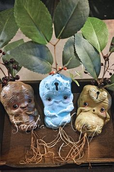 ... Lulo art doll sculpt ooak fantasy fairy by SandraArteagA - Mandrakes