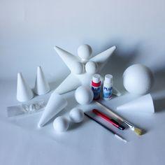 DIY pakket Dikke Dame (Zittend model)