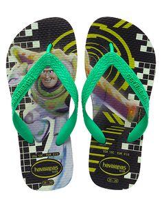 Havaianas Kids Toy Story Black   Sand Dollar Dubai - Beach / Swimwear Online Store