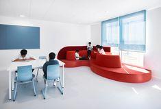 Galería de Academia Sheikh Zayed / Rosan Bosch Studio - 9