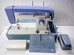 MORSE 200 SEWING MACHINE MANUAL PRECISION DELUXE UNDERWOOD