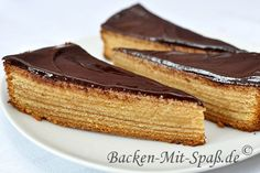 Baumkuchen - Rezept