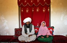At age 11, Ghulam was married off to 40-year-old Jaiz in a rural Afghan village, making her only one of more than 10 million young girls who are being forced to become child brides. To draw attention to this problem, photojournalist Stephanie Sinclair teamed up with National Geographic to show the world the devastating truth. We believe it's time to Catapult an END to CHILD BRIDES.