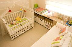 Mariana Villela, arquiteta: Quarto de Bebê Ótima ideia pro cantinho da Morena http://www.mimoinfantil.com.br/