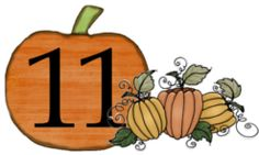 The Home Teacher: Pumpkins (13 Days of Halloween Ideas) P is for Pumpkin #letter_p