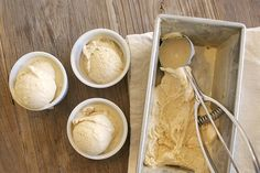 Salted Caramel Ice Cream — West Coast Capri